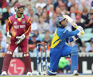 Tillakaratne Dilshan 96* - West Indies vs Sri Lanka 2nd Semi-Final ICC World T20 2009 Highlights