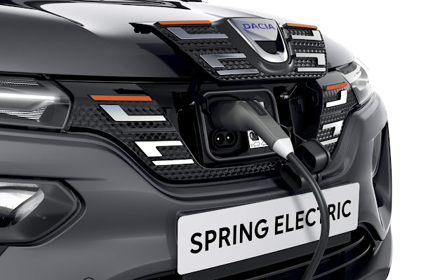 Dacia Spring: Kwid elétrico - fotos, detalhes e ficha técnica