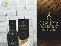 ORLYN HAIR TONIC AROMATERAPHY