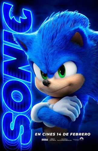 Sonic the Hedgehog (Web-DL 720p Ingles Subtitulada) (2020)
