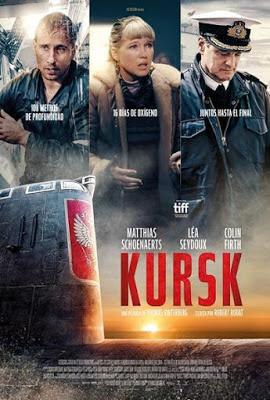 Kursk [2018] [DVD] [R1] [NTSC] [Latino]