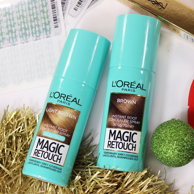 L'Oreal Magic Retouch Instant Root Concealer Spray review