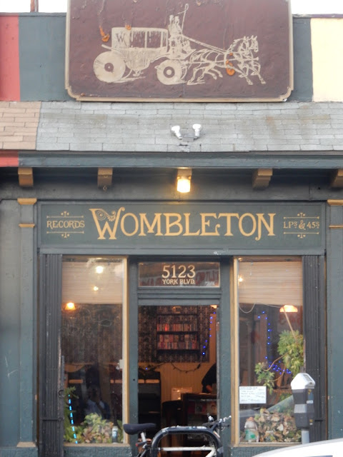 Wombleton - Los Angeles Ca - Store Front