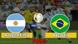 Бразилия – Аргентина где СМОТРЕТЬ ОНЛАЙН БЕСПЛАТНО 5 СЕНТЯБРЯ 2021 (ПРЯМАЯ ТРАНСЛЯЦИЯ) в 22:00 МСК.