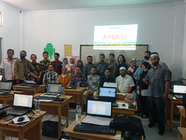 Workshop Digital Marketing Property APERSI Sumut 2020 di ULUL ILMI ISLAMIC SCHOOL