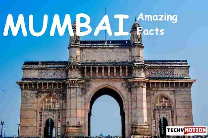 15 Amazing Facts About Mumbai in Hindi