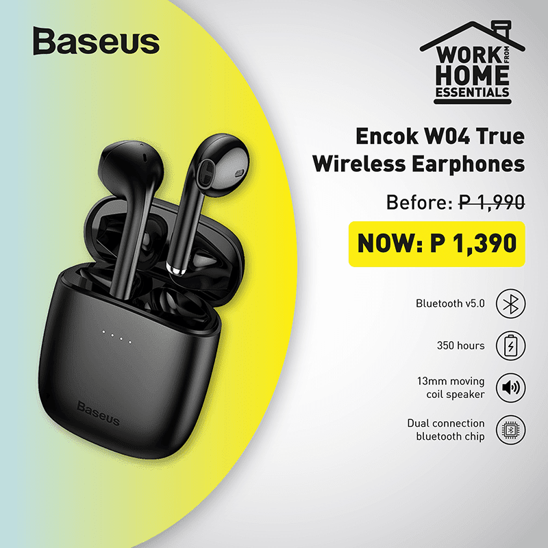 Encok W04 True Wireless Earphones