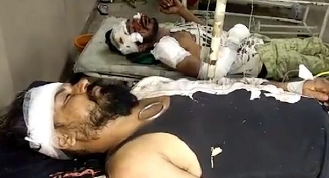 MOB LYNCHING : इंदौर के 7 युवकाें को बच्चा चोर समझकर ग्रामीणों ने पीटा | INDORE NEWS