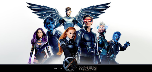 Trailerul Final X-MEN: APOCALYPSE