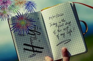 New Year Greetings 2020
