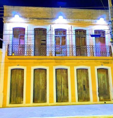 Em Pão de Açúcar, MPE ajuiza ação  em defesa de casarão histórico  que hospedou  D.Pedro II  em 1859