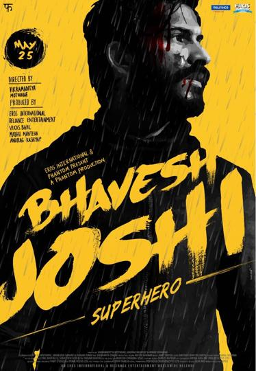Bhavesh Joshi Superhero (2018) Hindi 600MB HDRip 720p HEVC x265