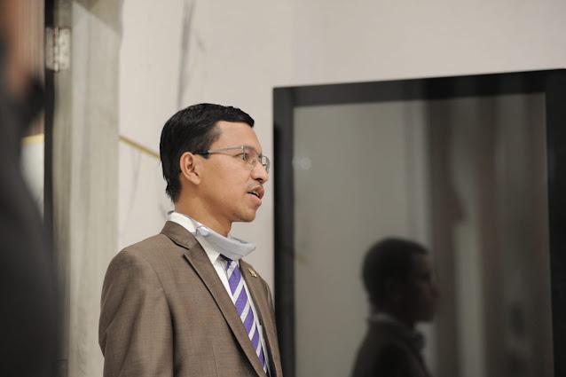 Ketua DPRK Banda Aceh, Farid Nyak Umar