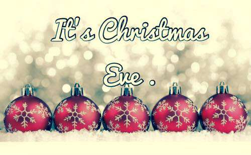 Christmas Eve Wishes For Facebook