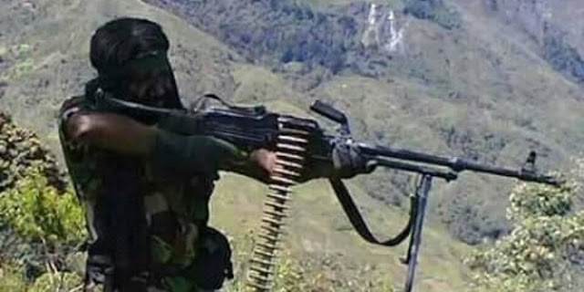 Kondisi Terkini di Papua! TNI Baku Tembak Dengan Pemberontak, Hingga Dinkes Tarik Mundur Petugas