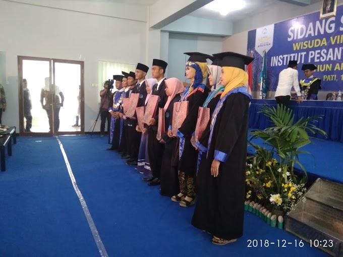 5 Mahasiswa PBA Mendapat Penghargaan Prestasi Non Akademik