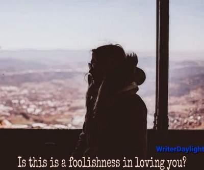 Puisi Bahasa Inggris Tentang Cinta Tak Harus Memiliki Cukup Dirasakan di Hati