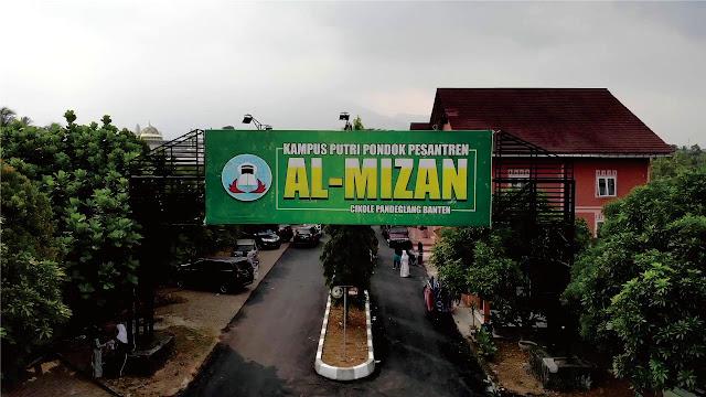 Lowongan Kerja Kasir, Koki & Waiters Pondok Pesantren Modern Al-Mizan Putri Pandeglang