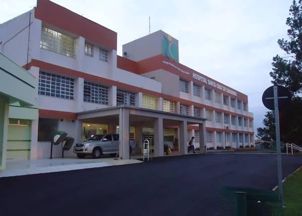 """Crise no Hospital Santa Cruz: """" não é falta de gestão e sim falta de recursos"""""""