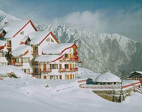 hotels in auli uttarakhand