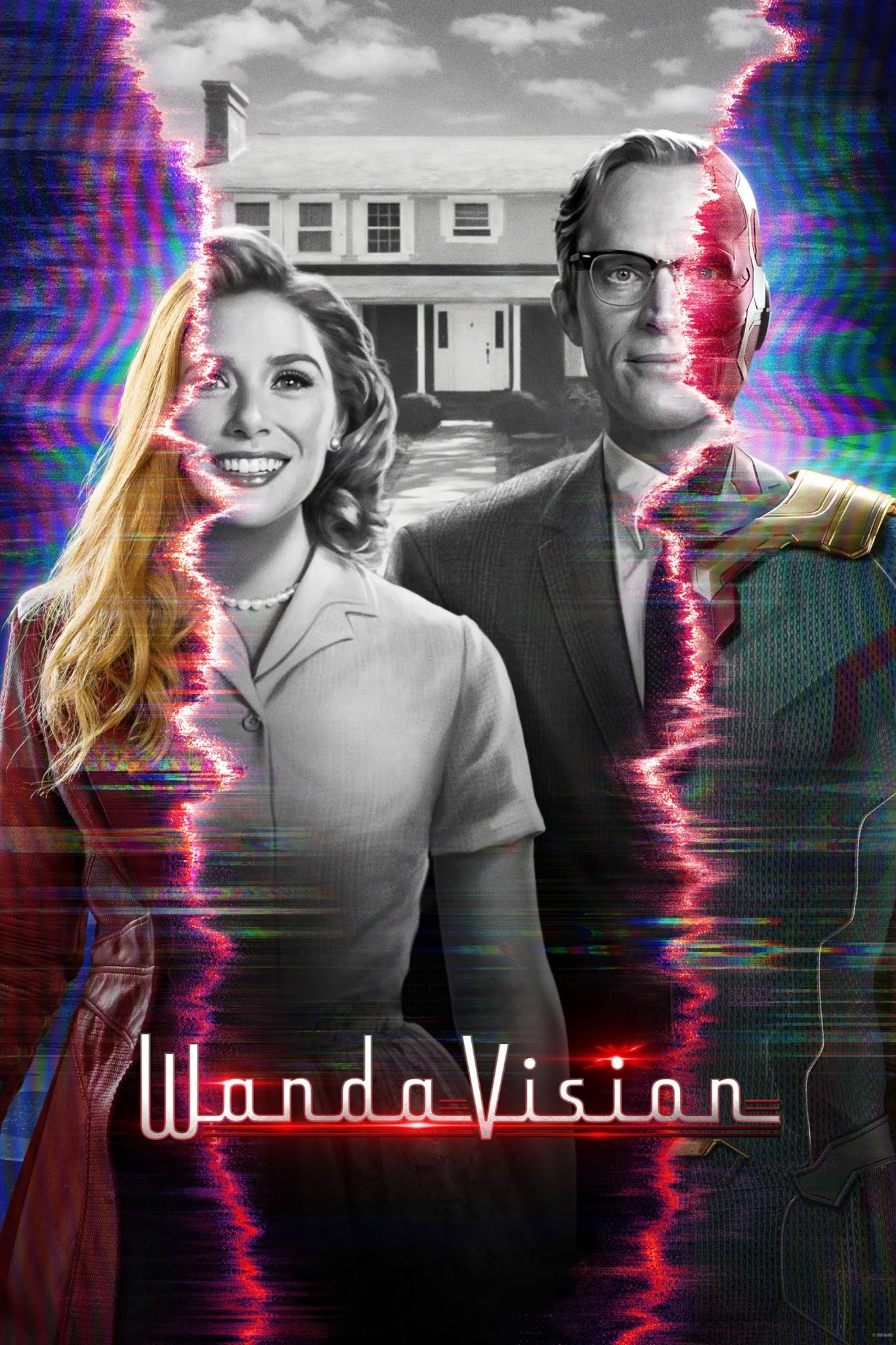 WandaVision (2021) temporada 1 WEB-DL 1080p Latino