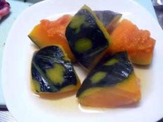 かぼちゃの煮物 レシピ