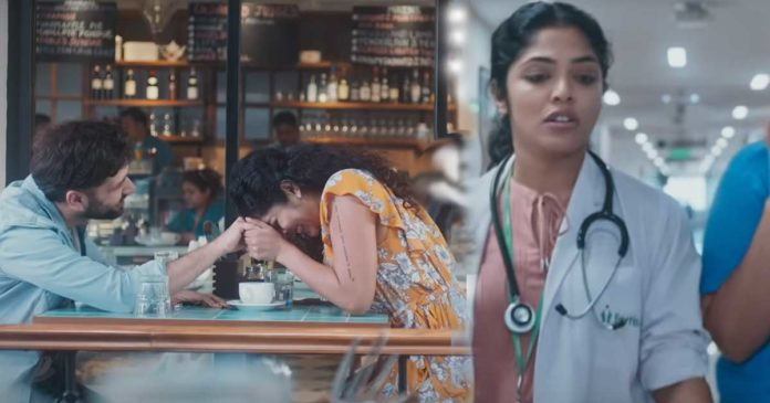 Rima Kallingal as Doctor, Zindagi In Shot Movie Web Series Trailer,www.thekeralatimes.com
