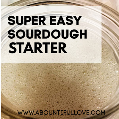 Sourdough-starter