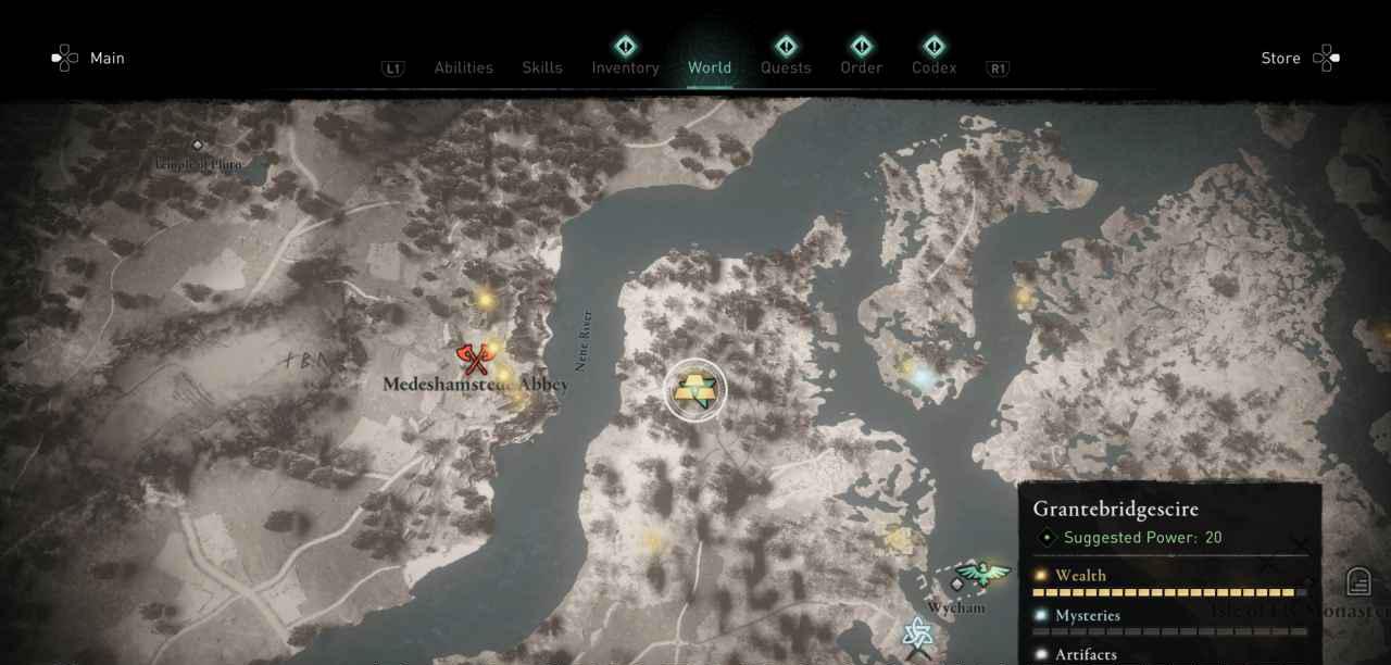 Ingot 33 Map 2