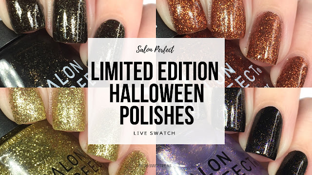 Salon Perfect Halloween Limited Edition Polishes