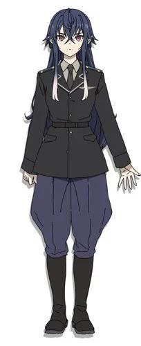 El anime Tsuki to Laika to Nosferatu