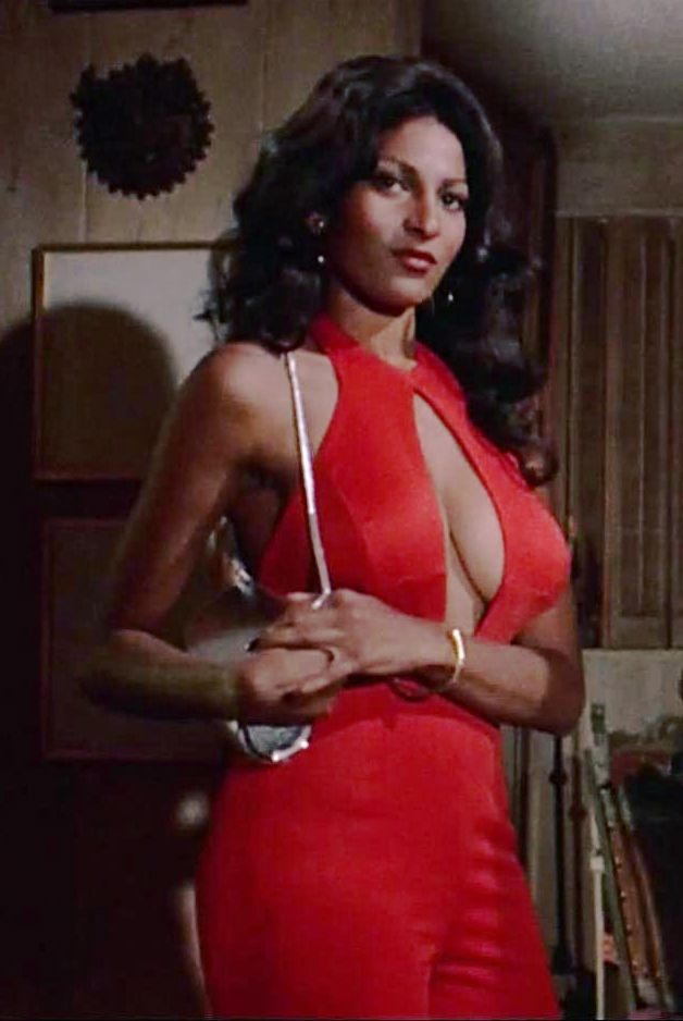 Diy Costume 3 Pam Grier Foxy Brown Red