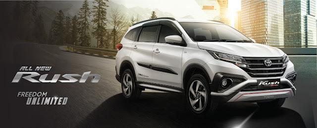 Promo Harga Toyota New Rush 2021