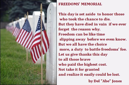 Happy Memorial Day 2017 Clip Art Images Pictures Wallpapers & Greetings