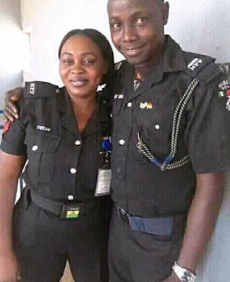 police inspector wife killed yola barracks