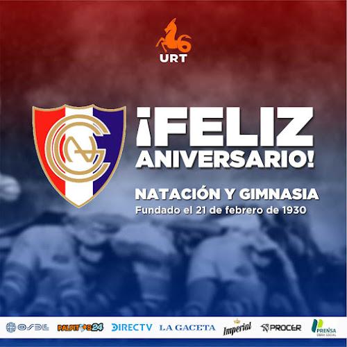 91º Aniversario de la Fundación del club Natación y Gimnasia
