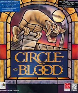 Circle of Blood - la versión americana de Broken Sword