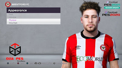 PES 2020 Faces Emiliano Marcondes by Dzayer Pes