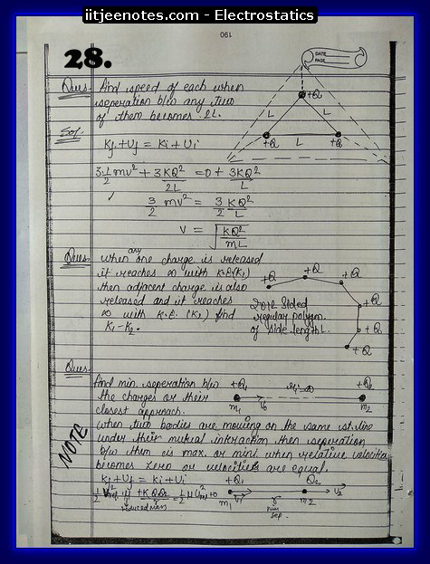 Electrostatics Notes cbse.3