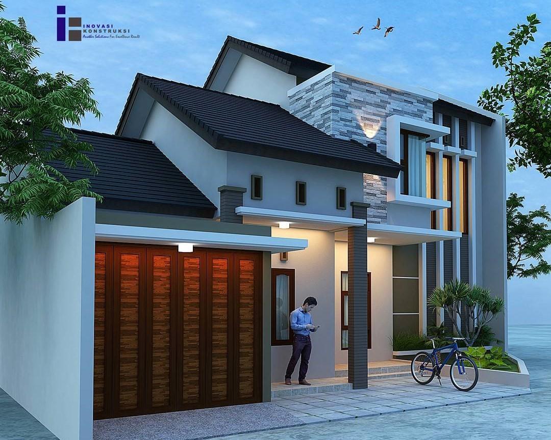 Gambar Desain Rumah Minimalis Modern Terbaru 2020 ...