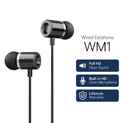 OASE In Ear Headphone WM1