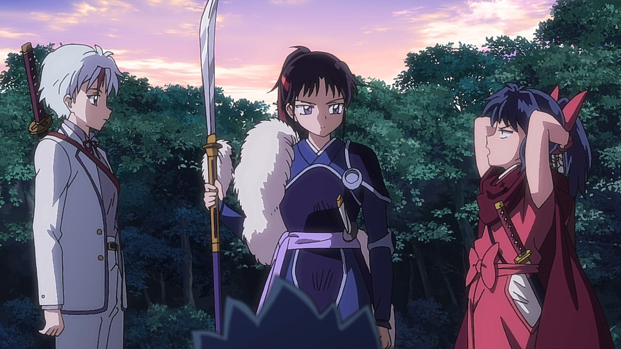 Hanyo no Yashahime ยาฉะฮิเมะ เจ้าหญิงครึ่งอสูร (Yashahime: Princess Half-Demon, 半妖の夜叉姫)