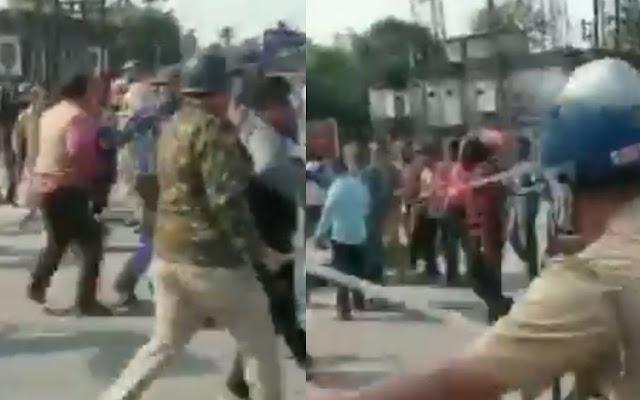 kuch Bihar Protest