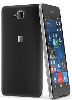 harga Microsoft Lumia 650