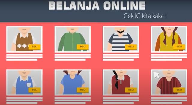 Langkah Hukum Yang Dapat Dilakukan Jika Barang Pesanan Online Shop Tidak Sesuai Dengan Pesanan