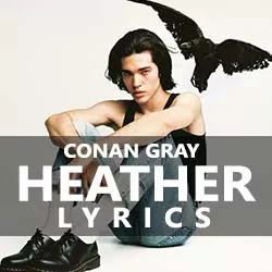 Heather Song Lyrics in Text