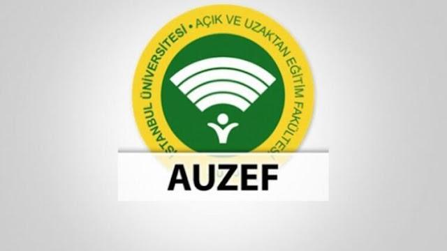 AUZEF Final Sınavı