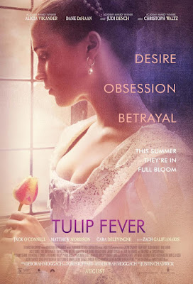 Tulip Fever 2017 DVD R1 NTSC Latino