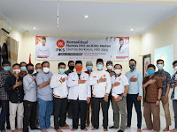 Mantapkan Kemenangan di 2024, Humas DPD Gelar Konsolidasi Humas Se-Kota Medan