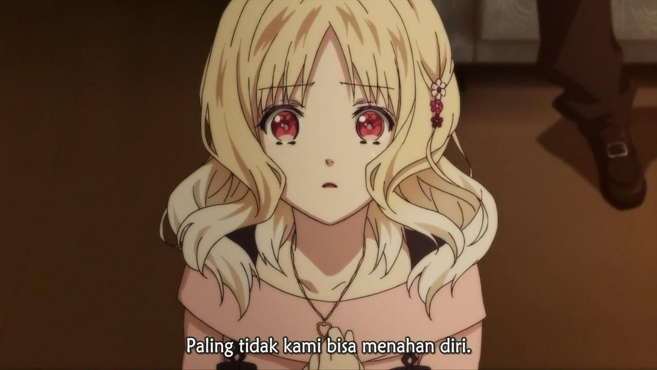 Diabolik Lovers More Blood Episode 2 Subtitle Indonesia
